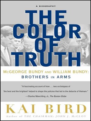cover image of The Color of Truth