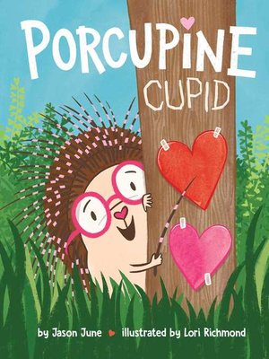 cover image of Porcupine Cupid