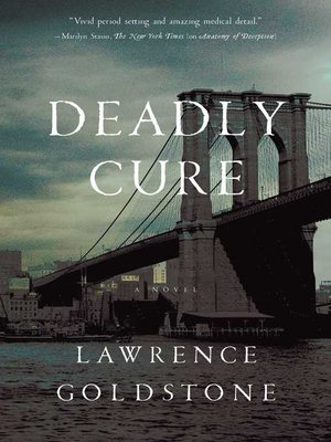 cover image of Deadly Cure