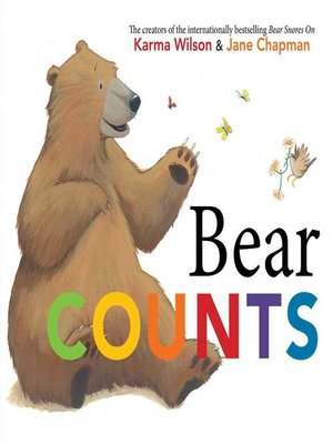 cover image of Bear Counts