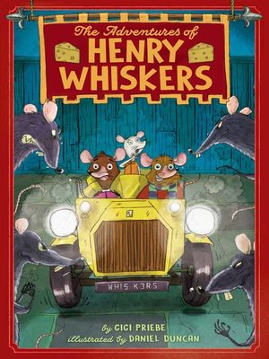cover image of The Adventures of Henry Whiskers