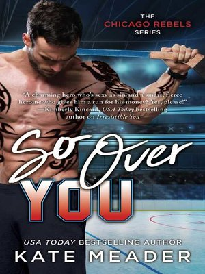 cover image of So Over You