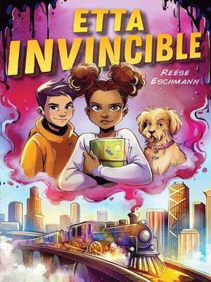 cover image of Etta Invincible