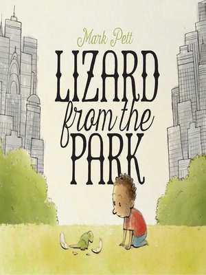 cover image of Lizard from the Park