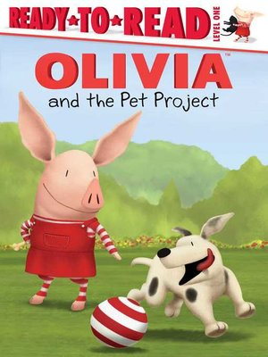 cover image of Olivia and the Pet Project