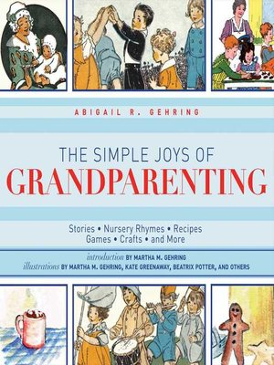 cover image of The Simple Joys of Grandparenting