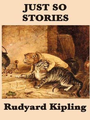 cover image of Just So Stories