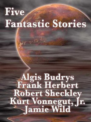 cover image of Five Fantastic Stories