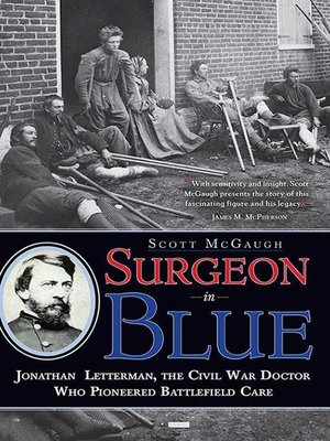cover image of Surgeon in Blue