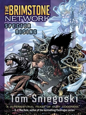 cover image of Specter Rising