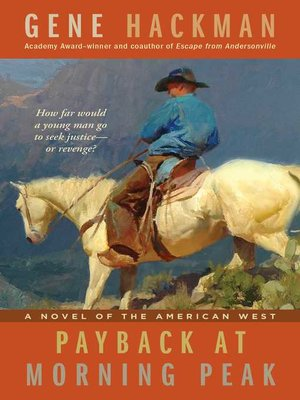 cover image of Payback at Morning Peak