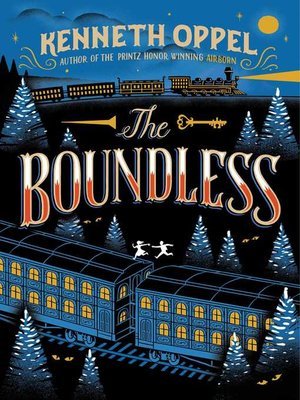 cover image of The Boundless