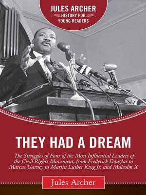 cover image of They Had a Dream
