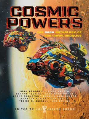 cover image of Cosmic Powers