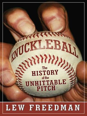 cover image of Knuckleball