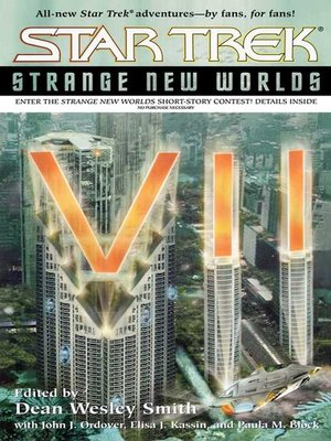 cover image of Strange New Worlds VII