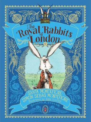 cover image of The Royal Rabbits of London