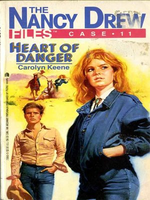 cover image of Heart of Danger