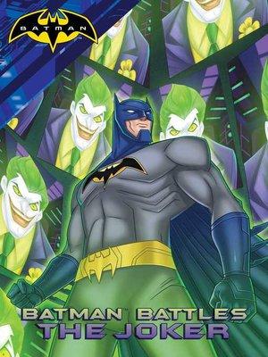 cover image of Batman Battles the Joker