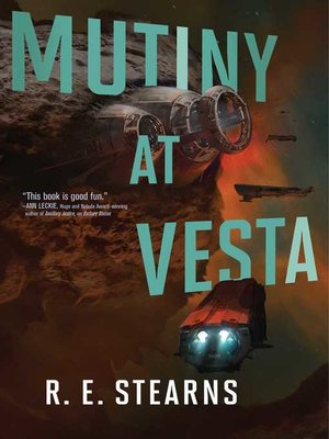 cover image of Mutiny at Vesta