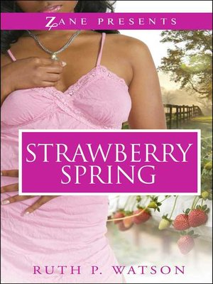 cover image of Strawberry Spring