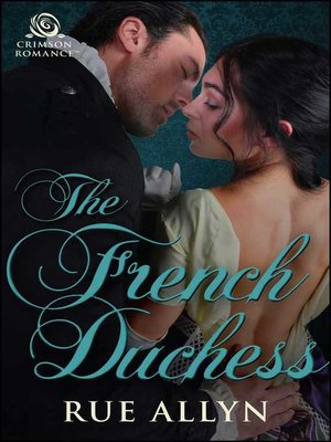 cover image of The French Duchess