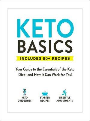 cover image of Keto Basics