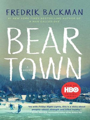 cover image of Beartown