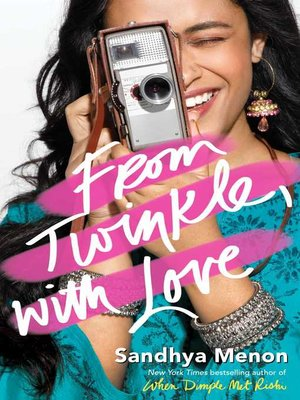 cover image of From Twinkle, with Love