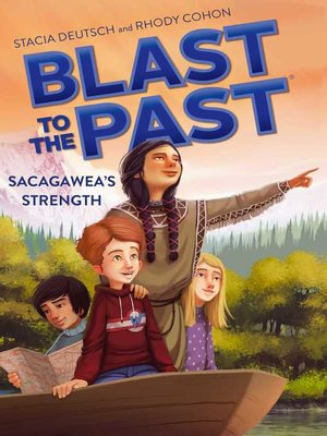 cover image of Sacagawea's Strength