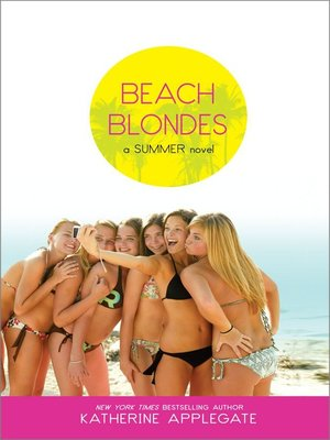 cover image of Beach Blondes
