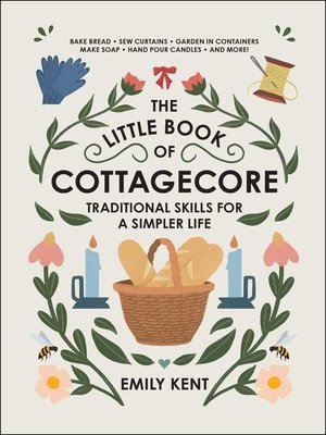 cover image of The Little Book of Cottagecore