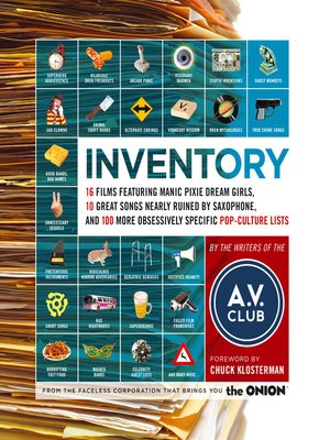 cover image of Inventory