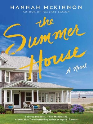 cover image of The Summer House