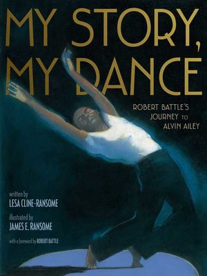 cover image of My Story, My Dance