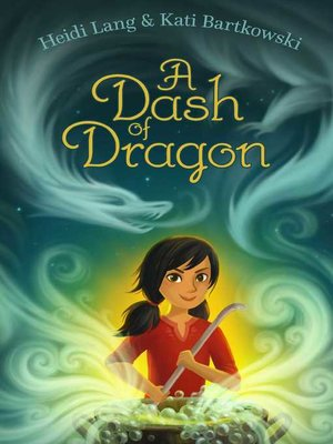 cover image of A Dash of Dragon