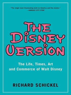 cover image of The Disney Version