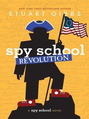 cover image of Spy School Revolution