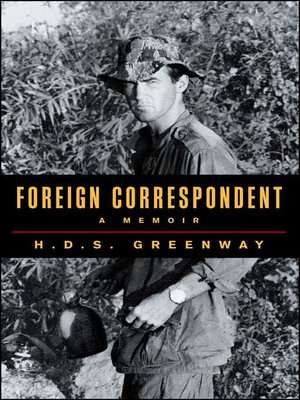 cover image of Foreign Correspondent