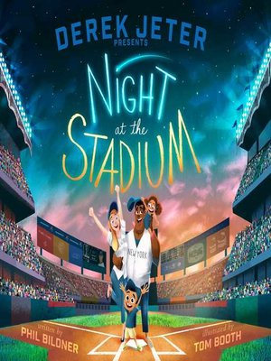 cover image of Derek Jeter Presents a Night at the Stadium