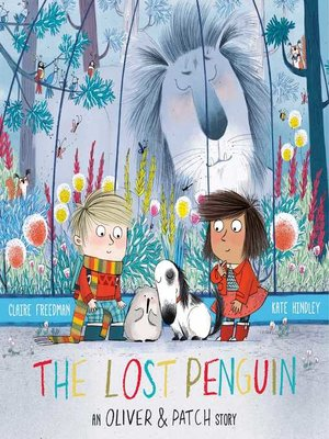 cover image of The Lost Penguin