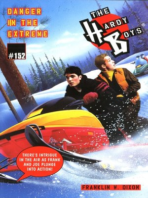 cover image of Danger in the Extreme