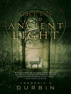 cover image of A Green and Ancient Light
