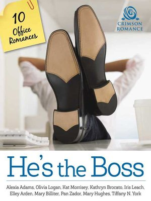 cover image of He's the Boss
