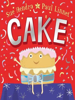 cover image of Cake