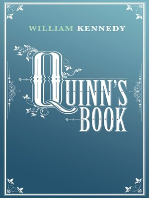 cover image of Quinn's Book