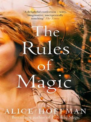 cover image of The Rules of Magic