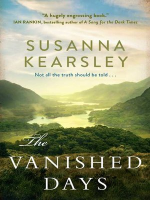 cover image of The Vanished Days