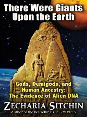 cover image of There Were Giants Upon the Earth