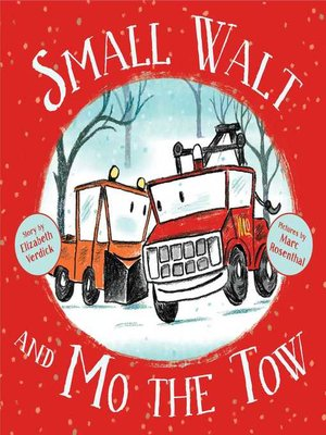 cover image of Small Walt and Mo the Tow